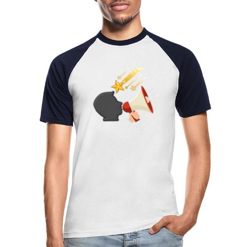 Christian Youtubers - Men's Baseball T-Shirt