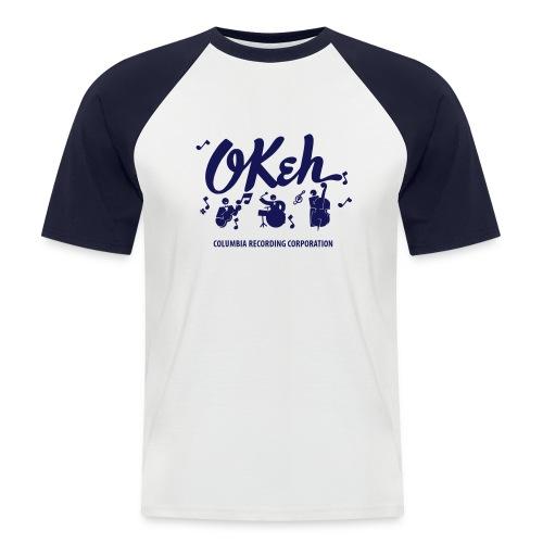 okeh78 - Männer Baseball-T-Shirt