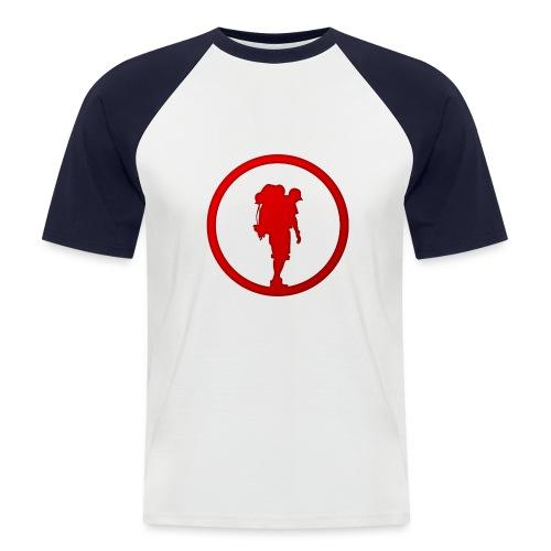 Outdoor Technica Icon - Men's Baseball T-Shirt