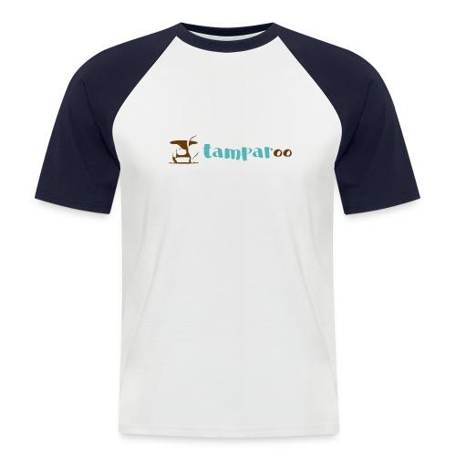 Tamparoo - Maglia da baseball a manica corta da uomo