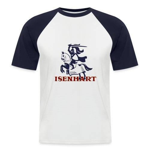Isenhart zu Pferd 2 - Männer Baseball-T-Shirt