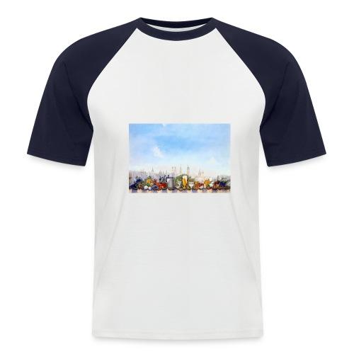 g8 - Männer Baseball-T-Shirt