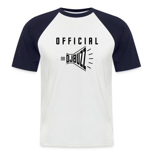 buzz shirt front - T-shirt baseball manches courtes Homme