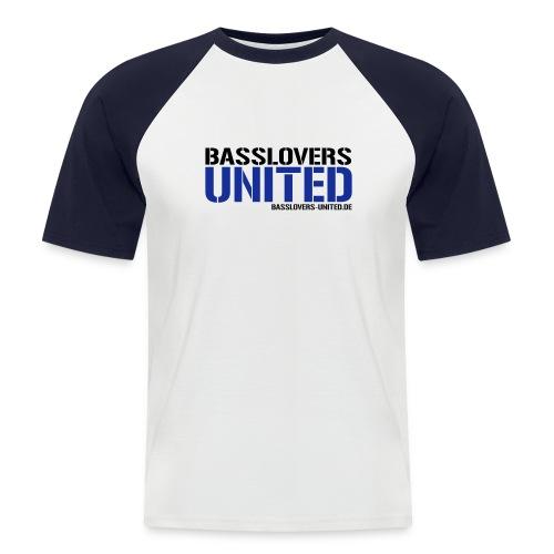 blu2 - Männer Baseball-T-Shirt