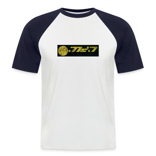 omen1 - Männer Baseball-T-Shirt