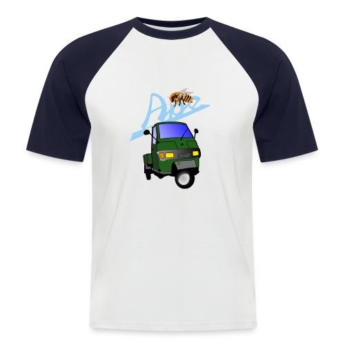 apepritsche gruen - Männer Baseball-T-Shirt