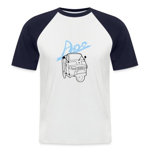 apeclipart3 - Männer Baseball-T-Shirt