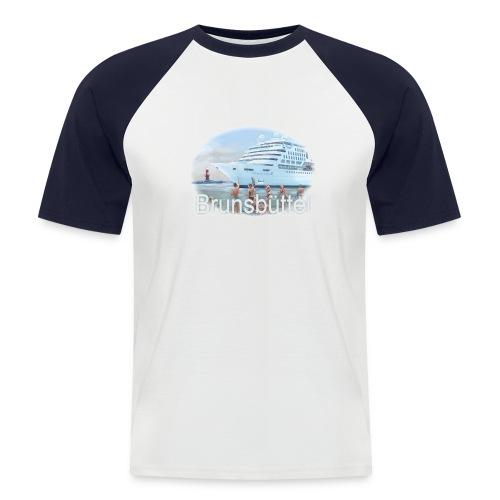 norwegian - Männer Baseball-T-Shirt