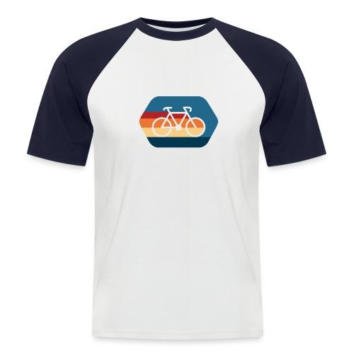 Fahrrad - Männer Baseball-T-Shirt