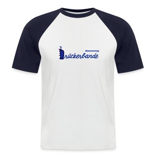 boennering drueckerbande2 - Männer Baseball-T-Shirt