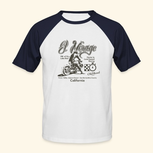 El Mirage - Men's Baseball T-Shirt