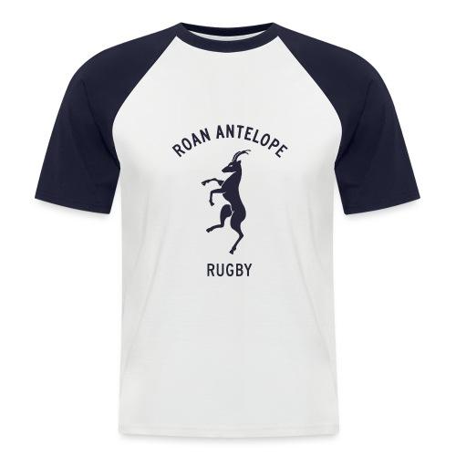 Roan Dark Blue - Men's Baseball T-Shirt