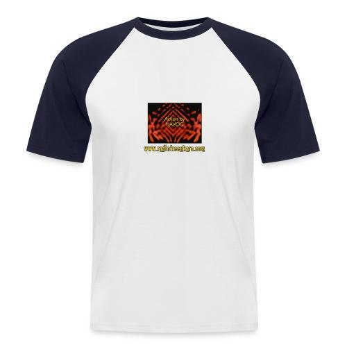 shirt actionbyhavoc - Men's Baseball T-Shirt