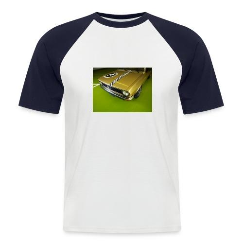 Goldfinger - Männer Baseball-T-Shirt