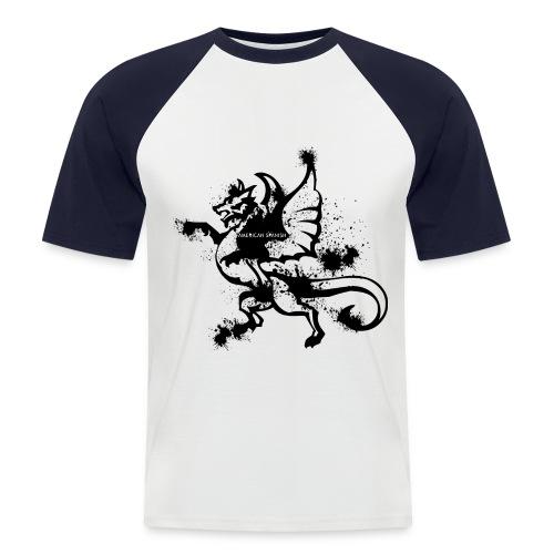 American spanish dragón - Camiseta béisbol manga corta hombre