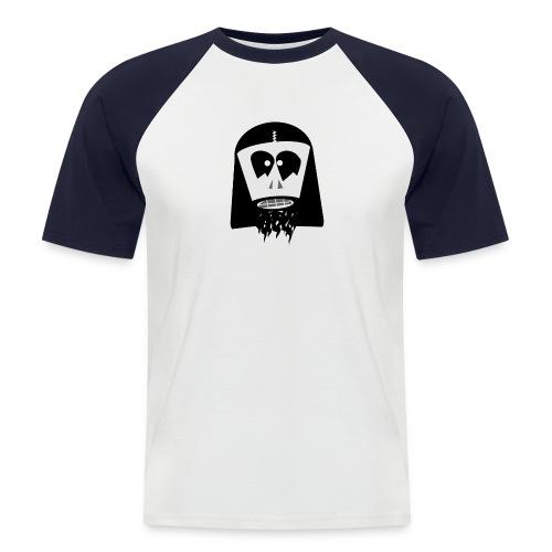 blackmetal gif - Mannen baseballshirt korte mouw