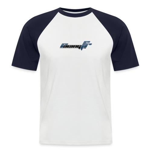 logo racingfr - T-shirt baseball manches courtes Homme