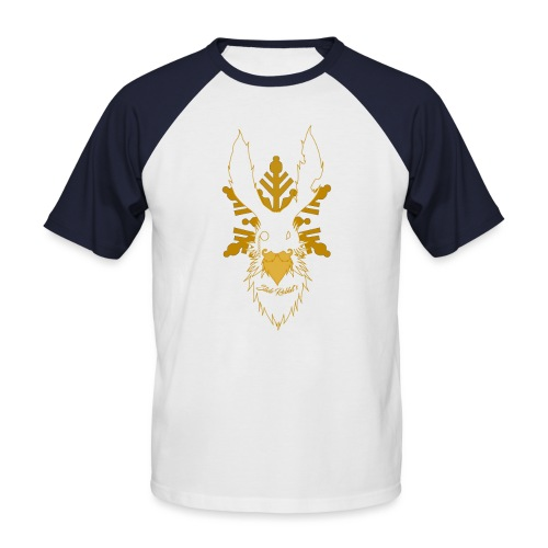Slide Rabbit's Or Collect - T-shirt baseball manches courtes Homme