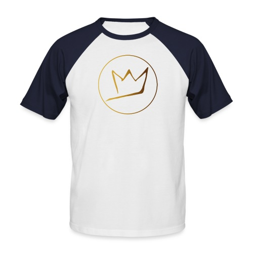 LOGO COURONNE PNG png - T-shirt baseball manches courtes Homme