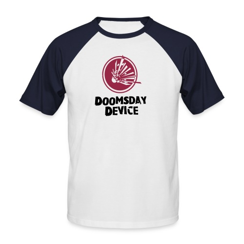 Doomsday Device - Männer Baseball-T-Shirt