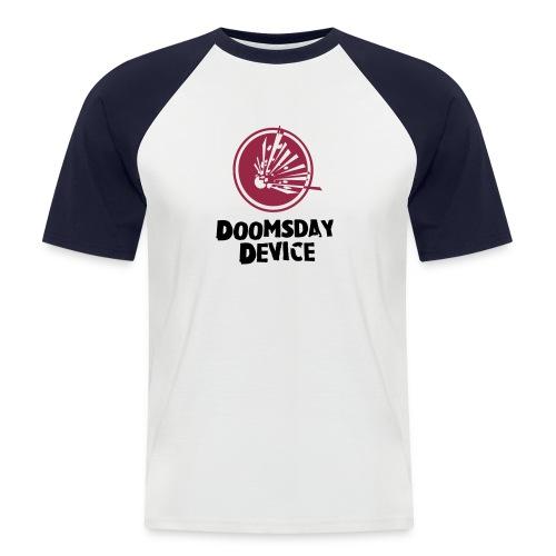 Doomsday Device - Männer Baseball-T-Shirt