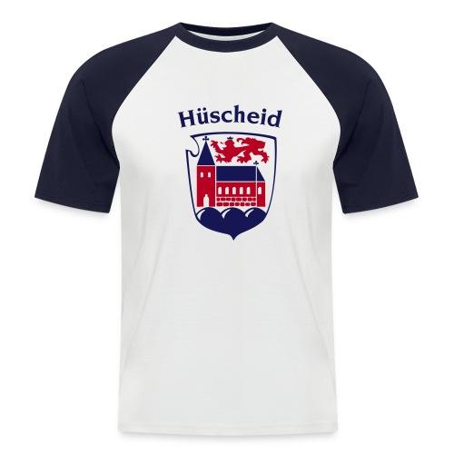 Wappen Hüscheid - Männer Baseball-T-Shirt