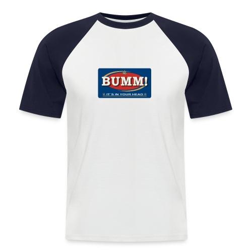 BUMM - Männer Baseball-T-Shirt