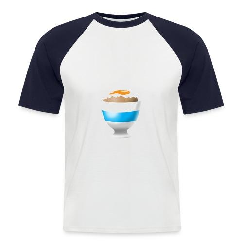 Boiled Egg - Men's Baseball T-Shirt
