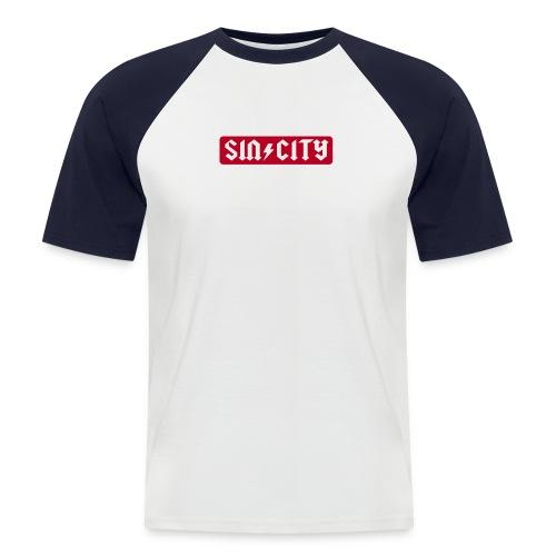 lg2 sc - Männer Baseball-T-Shirt