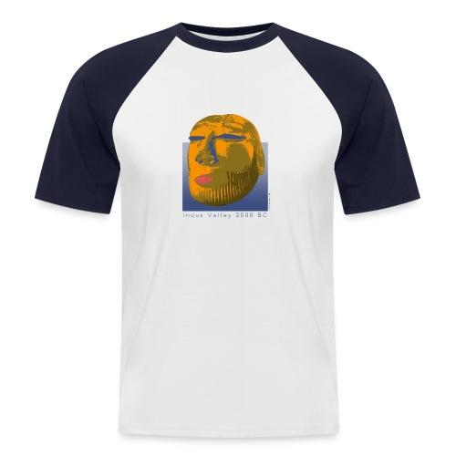 Priesterkönig - Männer Baseball-T-Shirt