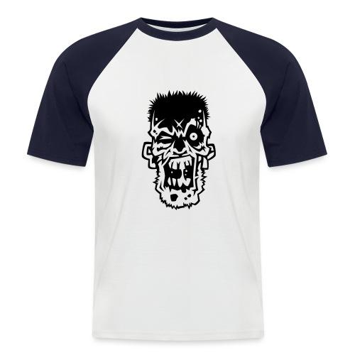 Zombie 2 - Camiseta béisbol manga corta hombre