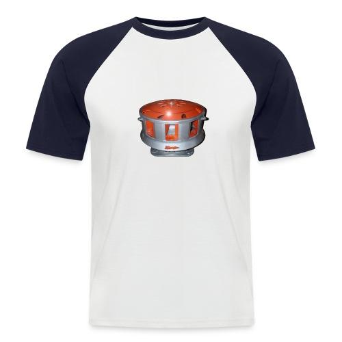 e57 ohne hintergrund 2 - Männer Baseball-T-Shirt