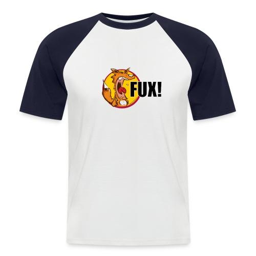 01fux120 - Männer Baseball-T-Shirt
