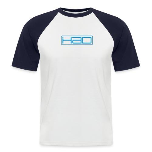 ihad ohne url 8x5 vector - Männer Baseball-T-Shirt