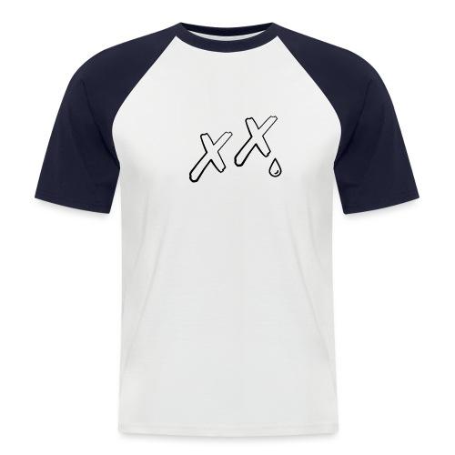 BignewlogoeyesNOBG gif - Men's Baseball T-Shirt