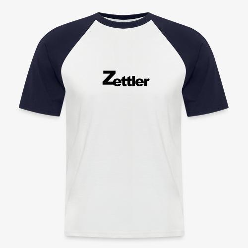 Zettler - Männer Baseball-T-Shirt