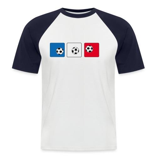 Boule - Männer Baseball-T-Shirt