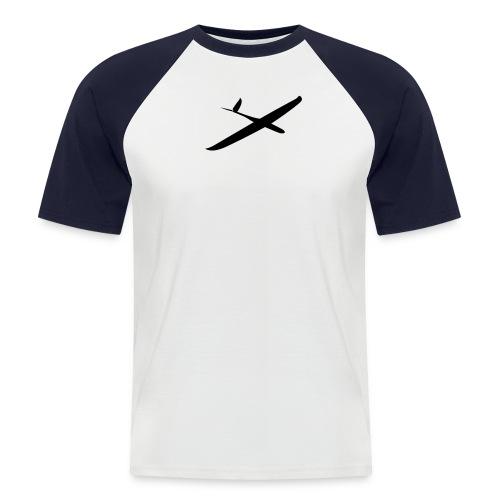segler hotliner Plottmotiv - Männer Baseball-T-Shirt