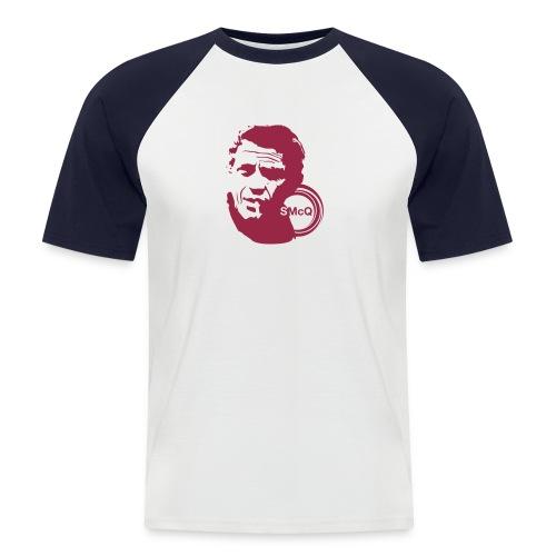 mcqueen flock - Men's Baseball T-Shirt