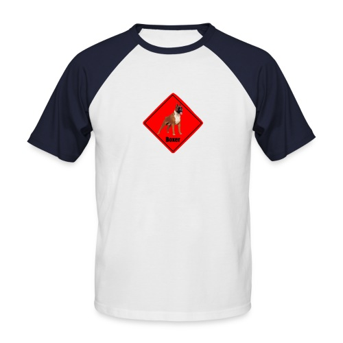 rb710 - T-shirt baseball manches courtes Homme
