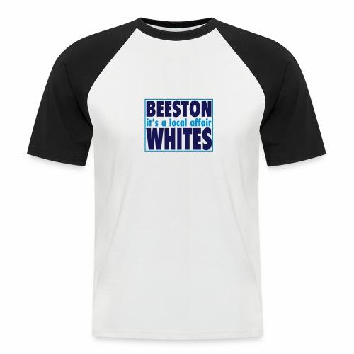 BEESTON WHITES - Men's Baseball T-Shirt