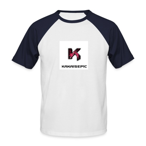 kakaisepic logo - Men's Baseball T-Shirt