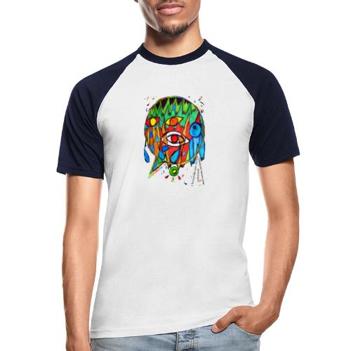 Vertrauen - Männer Baseball-T-Shirt
