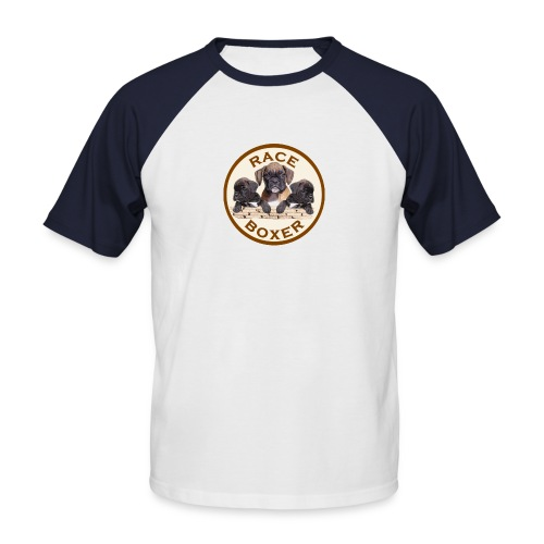 rb12uy1 - T-shirt baseball manches courtes Homme
