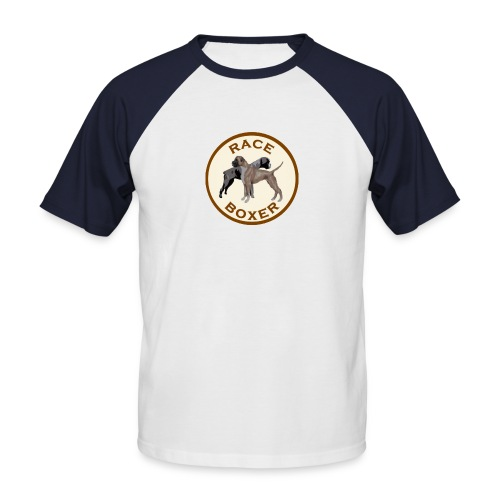 rb1010 - T-shirt baseball manches courtes Homme