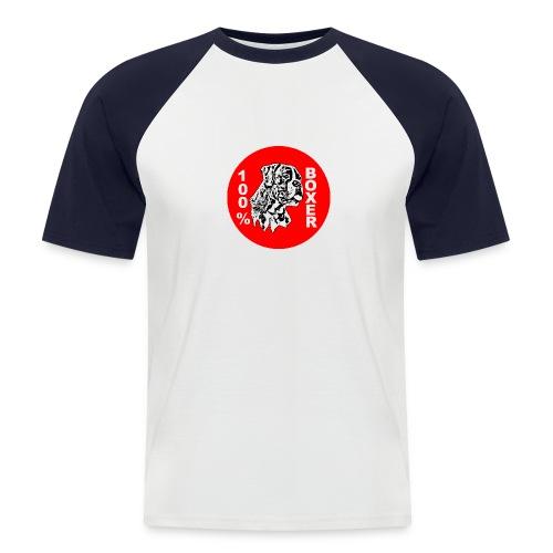 rb14li9 - T-shirt baseball manches courtes Homme
