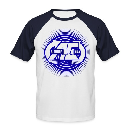 Altitude Era Circle Logo - Men's Baseball T-Shirt