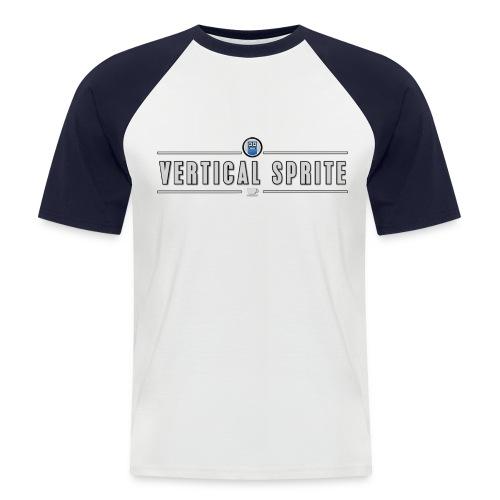 Vertical Sprite Portrait2 - Men's Baseball T-Shirt