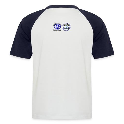 bild freundschaft - Männer Baseball-T-Shirt