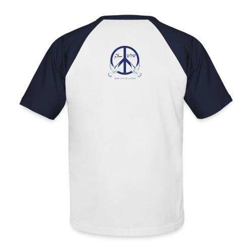 BrigadeDeLaPaixDesign - T-shirt baseball manches courtes Homme